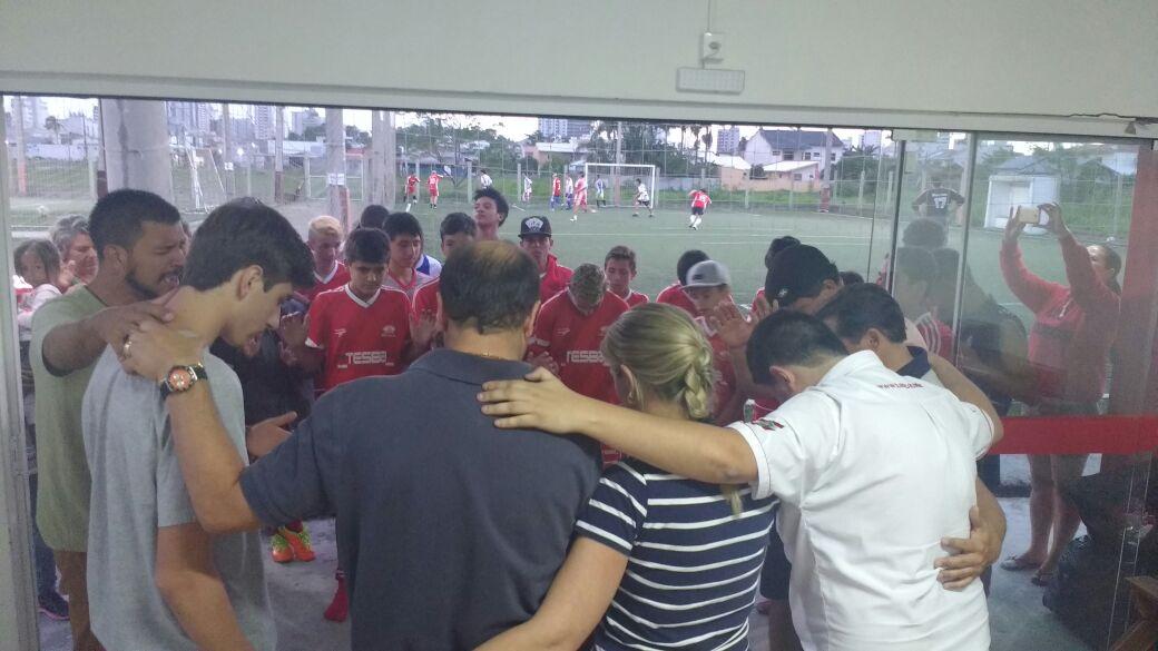 Projeto Escolinha de Futebol Geração Novo Amanhecer