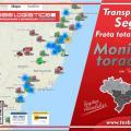 Empresas de transporte de grandes cargas