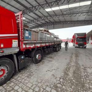 Cargas para truck bahia