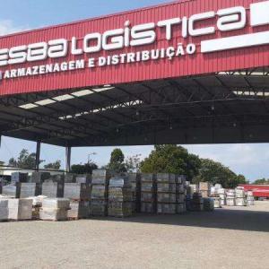 Centro de distribuição santa catarina