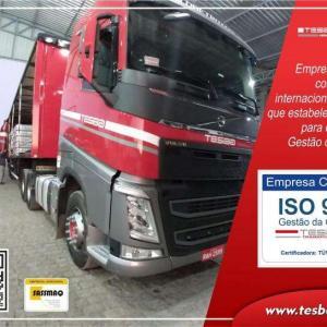 Certificação iso 9001