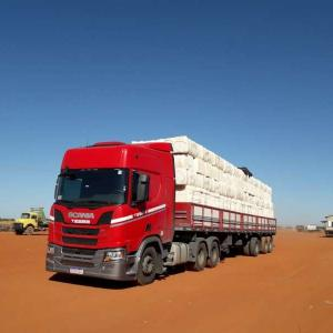 Empresa de transporte de carga
