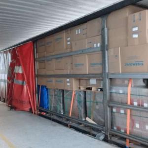 Logistica de cargas fracionadas