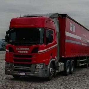 Logistica de transporte de cargas perigosas