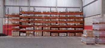 Armazenagem e distribuição logistica