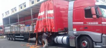 Empresa de transporte de cargas fracionadas