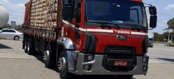 Frete truck grade baixa sp