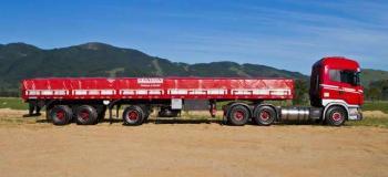 Logistica de carga seca