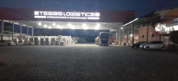 Logistica transporte de cargas