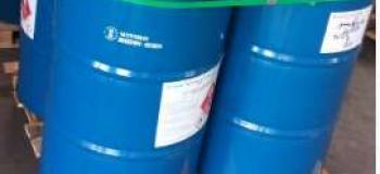 Transporte de produtos químicos não perigosos